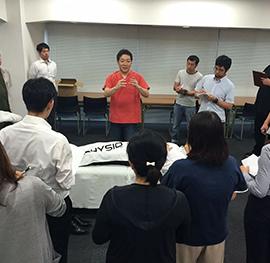 粟木原の少人数制新規入会セミナー(新宿院)にご招待!